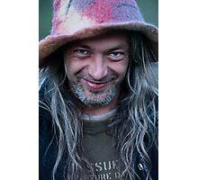 ❤‿❤ . Joyful and playful man. No.2. Photographic Print