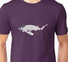 Jazz Shark Unisex T-Shirt