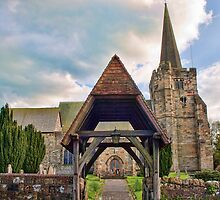 St Denys Rotherfield by Dave Godden
