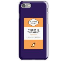 Tinder Is The Night iPhone Case/Skin