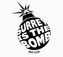 Surrey Is The Bomb dot com Unisex T-Shirt