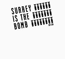 Surrey Is The Bomb dot com 2.0 Unisex T-Shirt