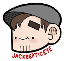 Jacksepticeye Sticker by sbear4000