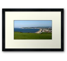Seaford Bay Framed Print
