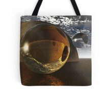 No Gravity Here Tote Bag