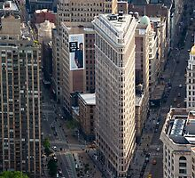 Flatiron Building by Mark Van Scyoc