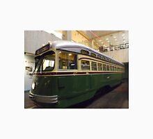 Vintage Philadelphia PCC Trolley, SEPTA Museum, Philadelphia, Pennsylvania  Unisex T-Shirt