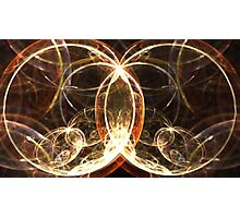 Glass Spheres Photographic Print