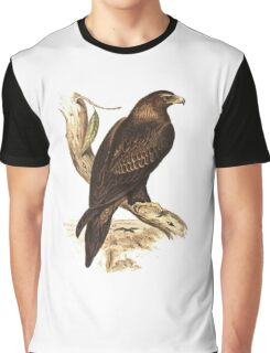 Wedge-Tailed Eagle. Australia's largest bird of prey Graphic T-Shirt