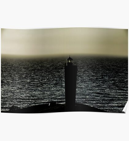 Cape Jervis Lighthouse Poster
