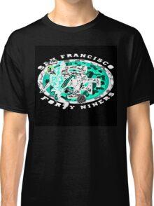 49ERS BLACK Classic T-Shirt