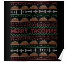 We Wish You a Merry Taco Poster