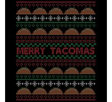 We Wish You a Merry Taco Photographic Print