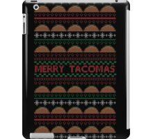 We Wish You a Merry Taco iPad Case/Skin