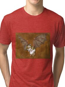 Beware the vampire hamster Tri-blend T-Shirt