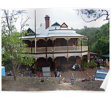 Mundaring Weir Hotel, Western Australia Poster