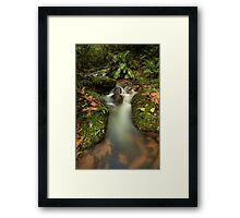 Mclarens Enchanted Drift Framed Print