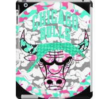 BULLS BLACK iPad Case/Skin