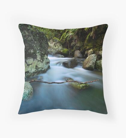 Kaiate driftline Throw Pillow