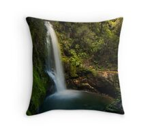 Kaiate hidden ledge Throw Pillow