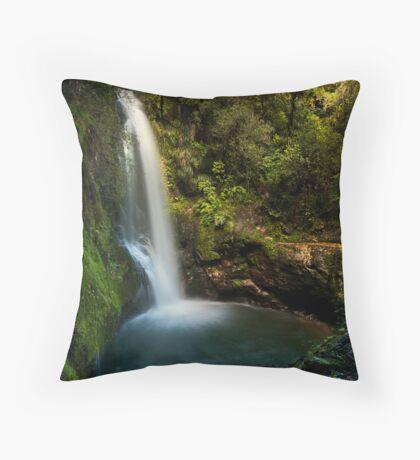 Kaiate hidden ledge Throw Pillow