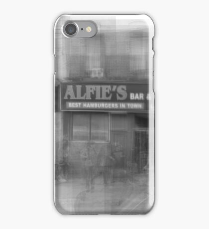 Alfie's Bar and Grill Toronto iPhone Case/Skin