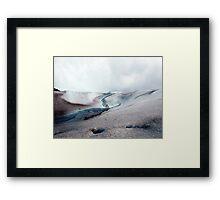 Glaciar Perito Moreno    , Patagonia Argentina  Framed Print