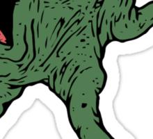 Lab Creature Omni-7 Sticker