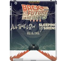 ALL TIME LOW SWS SLEEPING WITH SIRENS Future Hearts Tour REY1 iPad Case/Skin