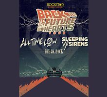 ALL TIME LOW SWS SLEEPING WITH SIRENS Future Hearts Tour REY1 Unisex T-Shirt