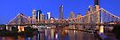 Story Bridge, Brisbane, Queensland, Australia by Michael Boniwell