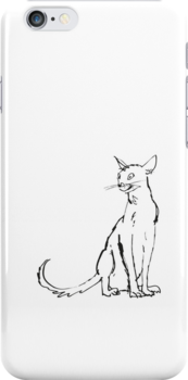 Skinny cat by EF Fandom Design
