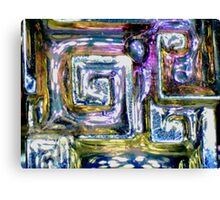 Bismuth As Usual Canvas Print