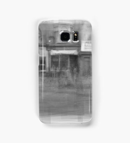 Angst downtown Toronto streetscape Samsung Galaxy Case/Skin