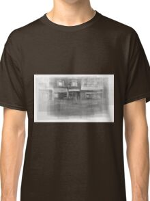 Angst downtown Toronto streetscape Classic T-Shirt