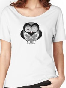 OWL 3 Women's Relaxed Fit T-Shirt