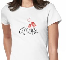 Amore Love Tee Womens Fitted T-Shirt