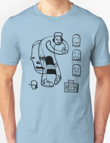 Pigeon Toed 2 T-Shirt