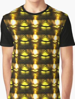 Gold Ember Graphic T-Shirt