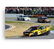 Dick Johnson Racing - James Moffat Canvas Print