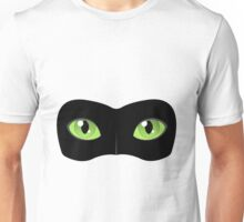 Cat Noir eyes Unisex T-Shirt