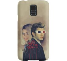 The end Samsung Galaxy Case/Skin