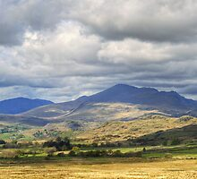 Views From Birker Fell by Jamie  Green