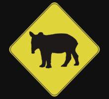 Tapir Crossing Kids Tee