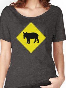Tapir Crossing Women's Relaxed Fit T-Shirt