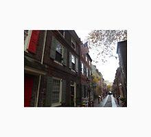 Historic Elfreth's Alley, Philadelphia, Pennsylvania T-Shirt