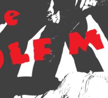 Wolf Man Sticker