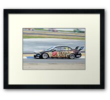 Dick Johnson Racing - Dean Fiore Framed Print