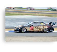 Dick Johnson Racing - Dean Fiore Canvas Print