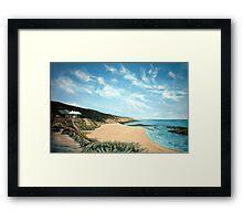 Sorrento, Australia Framed Print